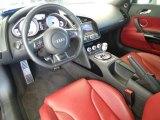 2012 Audi R8 Interiors
