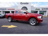 2014 Deep Cherry Red Crystal Pearl Ram 1500 Express Crew Cab #98247552