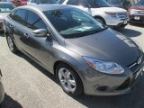2014 Sterling Gray Ford Focus SE Sedan #98247478