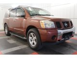 Nissan Armada 2004 Data, Info and Specs