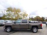 2014 Brownstone Metallic Chevrolet Silverado 1500 LT Crew Cab 4x4 #98247878