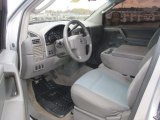 2005 Nissan Titan Interiors