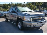 2013 Graystone Metallic Chevrolet Silverado 1500 LT Extended Cab #98247656