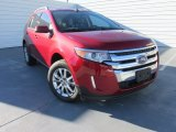 2014 Ruby Red Ford Edge Limited #98247589