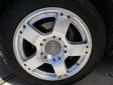 Audi Allroad 2001 Wheels and Tires