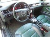 2001 Audi Allroad Interiors