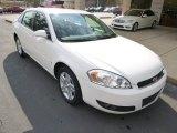 White Chevrolet Impala in 2006