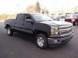 2015 Chevrolet Silverado 1500 LT Crew Cab 4x4 Data, Info and Specs