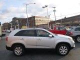 2012 Titanium Silver Kia Sorento LX AWD #98287428