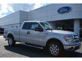 2014 Ingot Silver Ford F150 XLT SuperCab #98287485