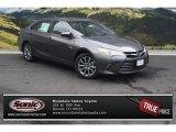 2015 Predawn Gray Mica Toyota Camry Hybrid XLE #98287284