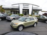 2013 Ginger Ale Metallic Ford Explorer Limited 4WD #98287546