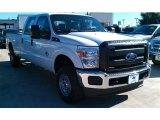 2015 Oxford White Ford F250 Super Duty XL Crew Cab 4x4 #98325595