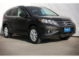 2014 Kona Coffee Metallic Honda CR-V EX-L #98325682