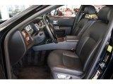 2011 Rolls-Royce Ghost Interiors