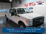 2015 Oxford White Ford F250 Super Duty XL Crew Cab #98325583