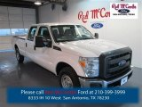 2015 Oxford White Ford F250 Super Duty XL Crew Cab #98325582