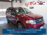 2015 Ruby Red Metallic Ford Expedition XLT #98325581