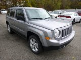 2015 Jeep Patriot Billet Silver Metallic