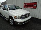 2015 Bright White Ram 1500 Big Horn Crew Cab 4x4 #98356627