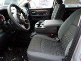2015 Ram 1500 Big Horn Crew Cab 4x4 Front Seat