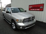 2015 Bright Silver Metallic Ram 1500 Big Horn Crew Cab 4x4 #98356626