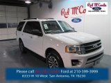 2015 Oxford White Ford Expedition XLT #98356310