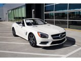 2015 Mercedes-Benz SL 550 White Arrow Edition Roadster