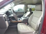 2015 Chevrolet Silverado 1500 LTZ Crew Cab 4x4 Cocoa/Dune Interior