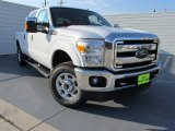 2015 Oxford White Ford F250 Super Duty XLT Crew Cab 4x4 #98356434
