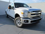 2015 Oxford White Ford F250 Super Duty XLT Crew Cab 4x4 #98356433