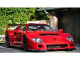 Ferrari F40 1992 Data, Info and Specs
