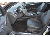 2015 Ford Fusion Titanium Front Seat