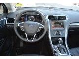 2015 Ford Fusion Titanium Dashboard