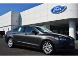 2015 Magnetic Metallic Ford Fusion SE #98384511