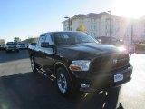 2012 Black Dodge Ram 1500 ST Crew Cab 4x4 #98384664