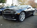 2015 Black Chevrolet Camaro LT/RS Coupe #98384351