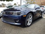 2015 Chevrolet Camaro LT/RS Coupe Front 3/4 View