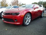 2015 Crystal Red Tintcoat Chevrolet Camaro LT/RS Coupe #98384348