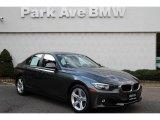 2014 Mineral Grey Metallic BMW 3 Series 328i xDrive Sedan #98384406