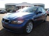 2008 Montego Blue Metallic BMW 3 Series 328i Sedan #9836998
