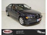 2004 Orient Blue Metallic BMW 3 Series 325i Sedan #98384585