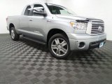 2011 Silver Sky Metallic Toyota Tundra Limited Double Cab 4x4 #98384645