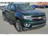 Chevrolet Colorado 2015 Data, Info and Specs