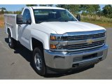 2015 Chevrolet Silverado 2500HD WT Regular Cab Utility Data, Info and Specs