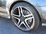 Mercedes-Benz CL 2012 Wheels and Tires
