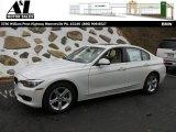 2015 Alpine White BMW 3 Series 328i xDrive Sedan #98426609