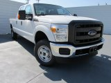 2015 Oxford White Ford F250 Super Duty XL Crew Cab 4x4 #98426392