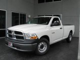 2009 Stone White Dodge Ram 1500 ST Regular Cab #9822943