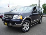 2003 True Blue Metallic Ford Explorer Eddie Bauer AWD #9821499